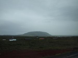 Summerhouses near Reykjavik