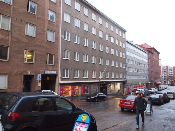 Kolmas linja 5, street view