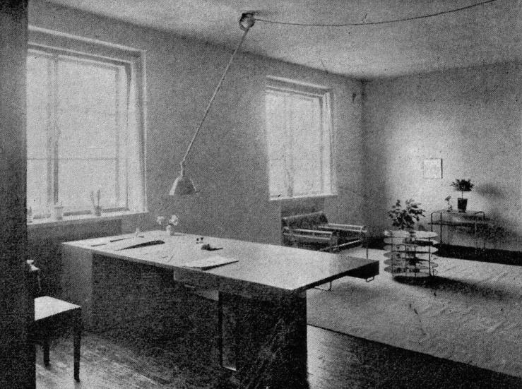 Turku avant garde strange home atlas for Avant garde living room