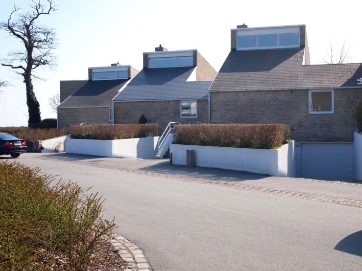 Søholm I, Arne Jacobsen 1949-54