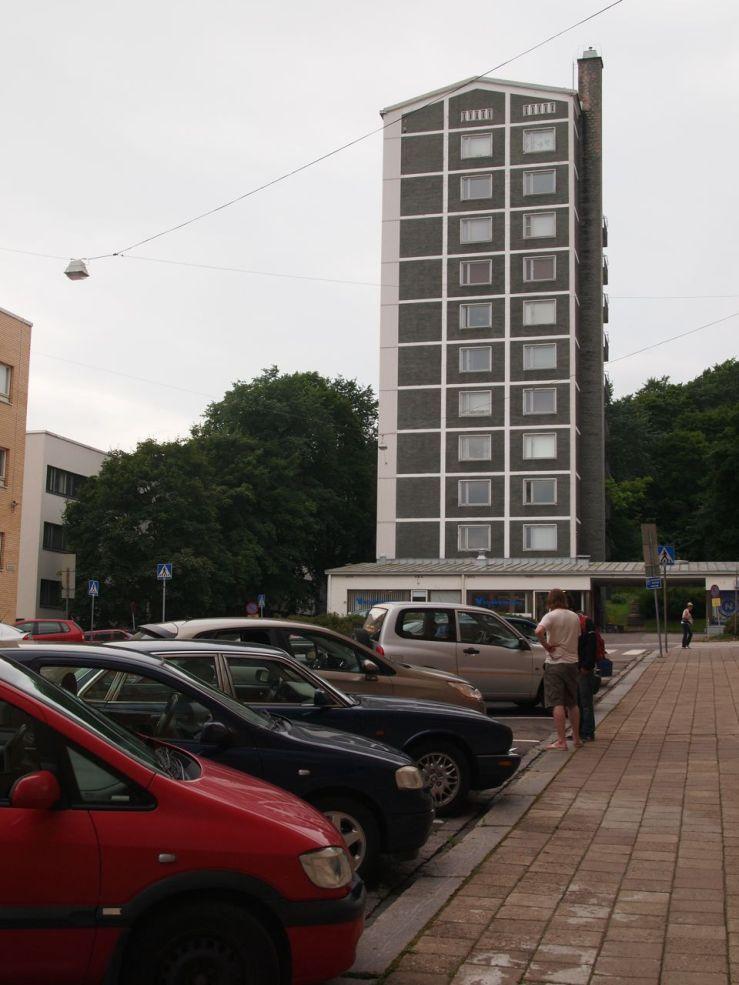As Oy Eerikinportti, Sairashuoneenkatu 6, Turku