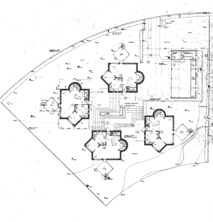 As Oy Tammiväylä, ground floor plan