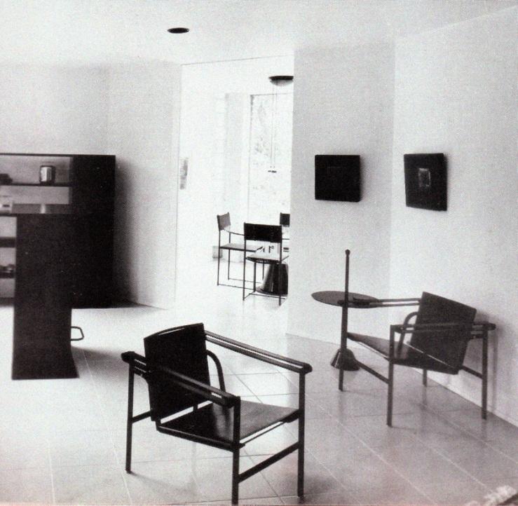 As Oy Tammiväylä, interior view (Suomi rakentaa 7, 1986)